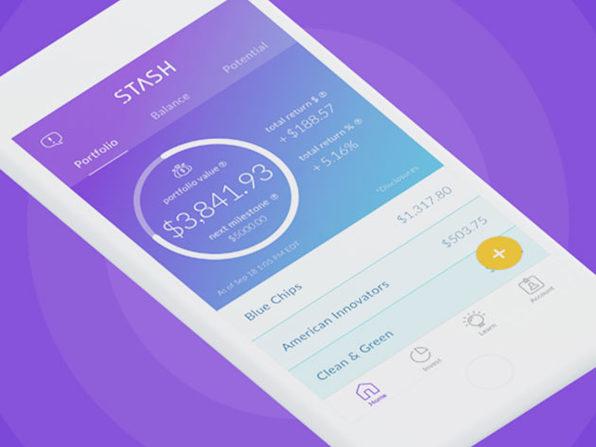Stash: Here's $5 To Start Investing