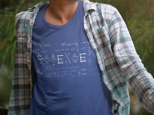 Science Men's T-Shirt (XL)