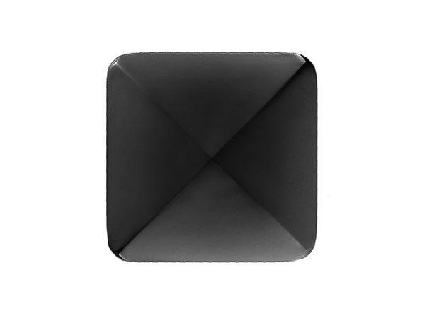 FlipNetik: Kinetic Desk Toy (Black/Square)