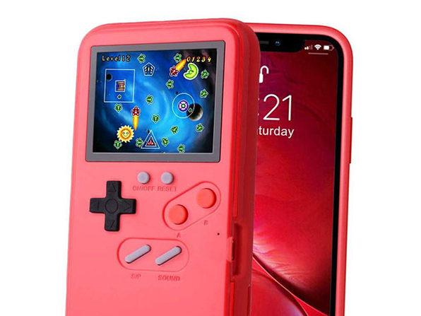 The CaseBoy™ Gamecase Retro Gaming Case (Red)