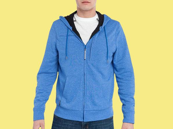 BauBax Men's Sweatshirt (Blue/M)