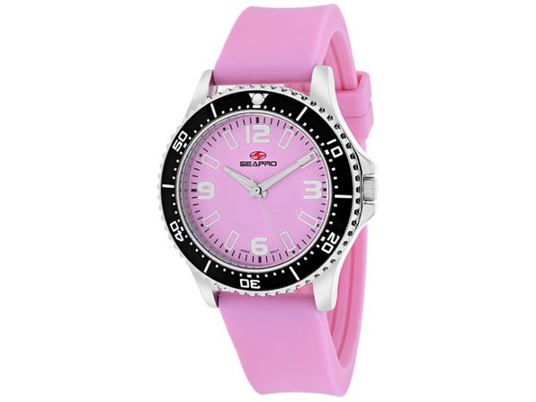 Seapro Women's Tideway Pink Dial Watch - SP5416