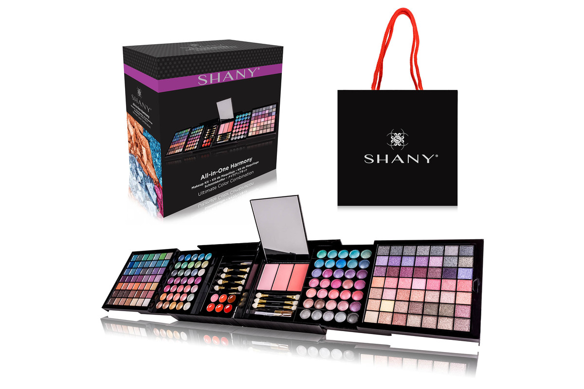 SHANY All In One Harmony Makeup Kit – Ultimate Color Combination – New Edition, now on sale for $39.75
