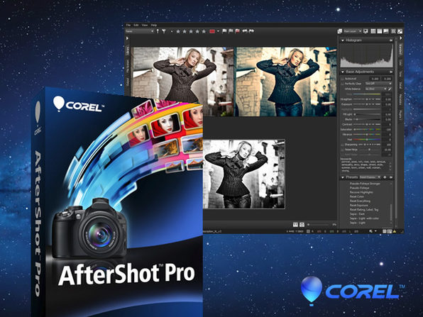 Corel AfterShot Pro - Product Image