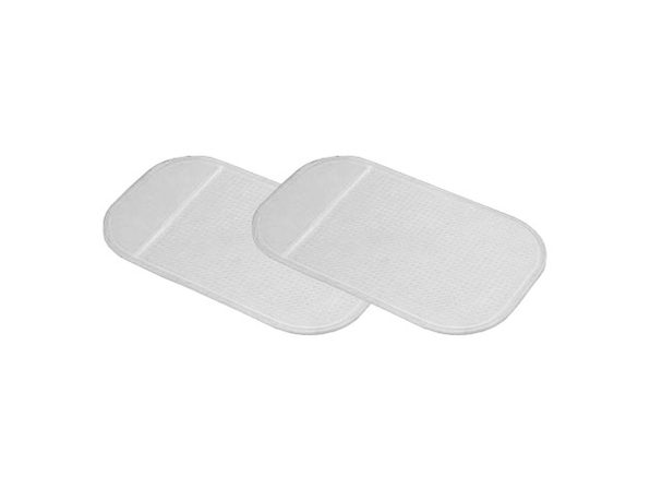 Non-Slip Dashboard Pad: 2-Pack (Clear)