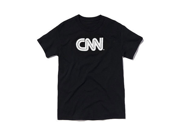 CNN Basic Tee (Black)