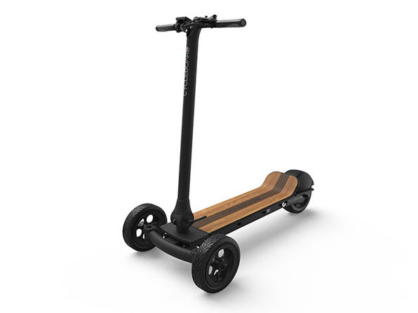 Cycleboard Elite All Terrain Electric Vehicle