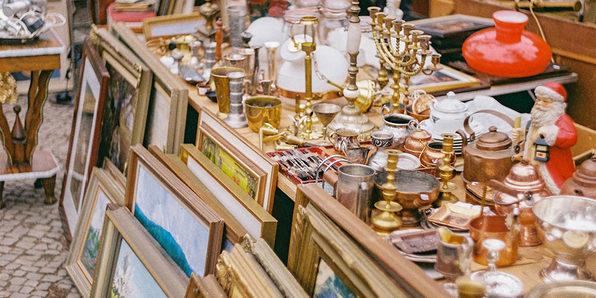 Home Business: Flip Flea Market Finds on Amazon FBA & eBay - Product Image