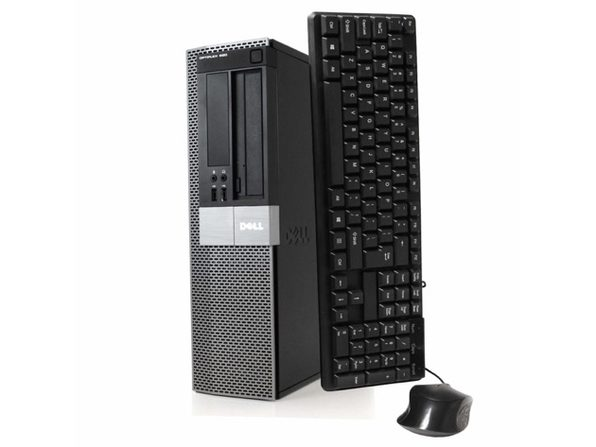 Dell OptiPlex 980 Desktop PC, 3.2 GHz Intel i5 Dual Core Gen 1, 16GB DDR3 RAM, 1TB SATA HD, Windows 10 Home 64 Bit (Refurbished Grade B)