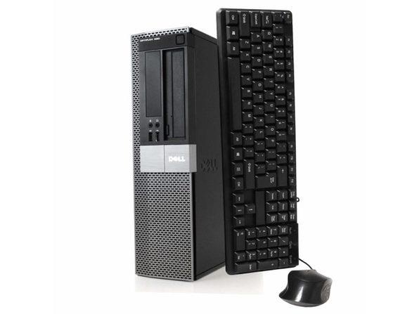 Dell OptiPlex 980 Desktop PC, 3.2 GHz Intel i5 Dual Core Gen 1, 16GB DDR3 RAM, 1TB SATA HD, Windows 10 Home 64 Bit (Refurbished Grade B)