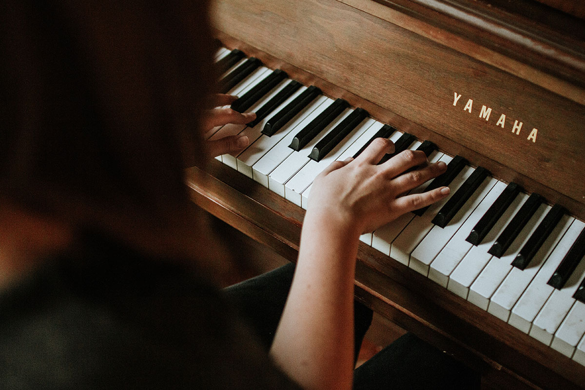 The Learn to Play the Piano & Music Composition