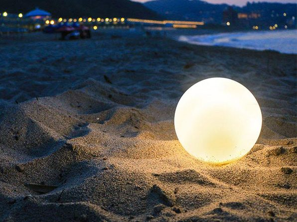 MOGICS Coconut: Portable Waterproof Light