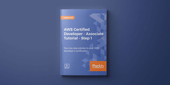 AWS Certified Developer - Associate Tutorial: Step 1 - Product Image