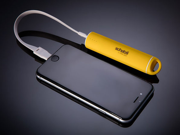 PowerStick: 2,200mAh Rechargeable Battery
