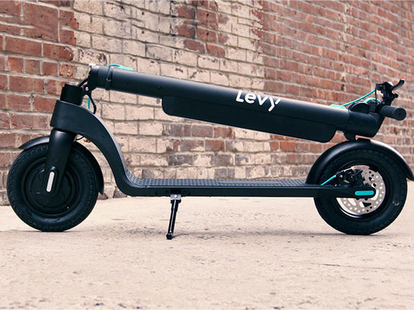 Levy Plus: Electric Scooter