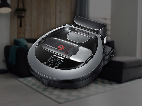 Samsung POWERbot R7040 Robot Vacuum (Certified Refurbished)