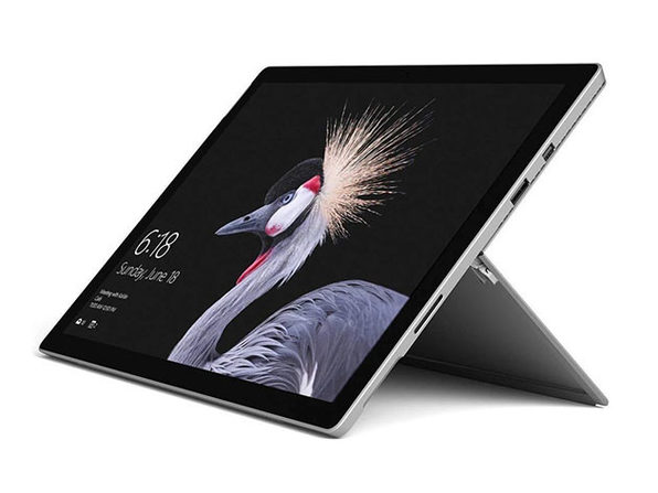"Microsoft Surface Pro 4 12.3"" 8GB RAM 256GB Silver (Factory Recertified)"