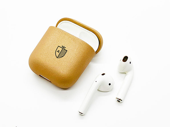 Aeris Copper Infused Airpods Cover - Product Image