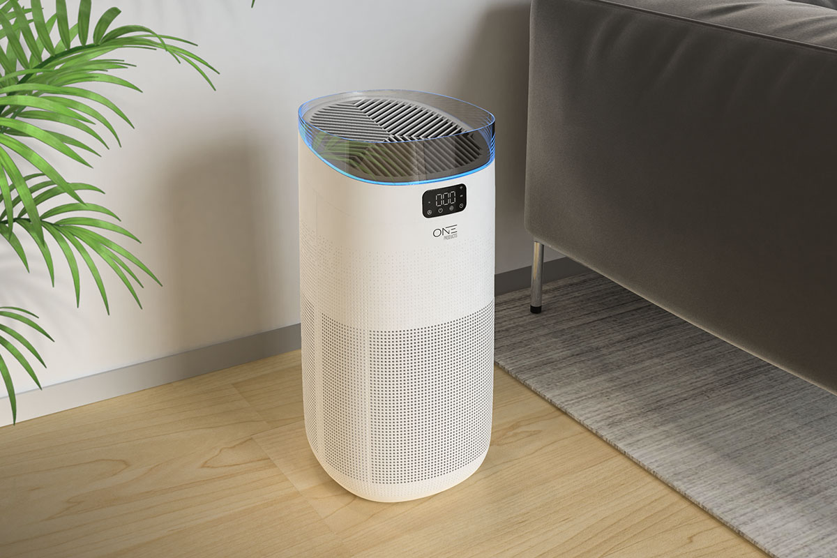 ATHENA Smart HEPA Air Purifier with WiFi, on sale for $199.99 (20% off)