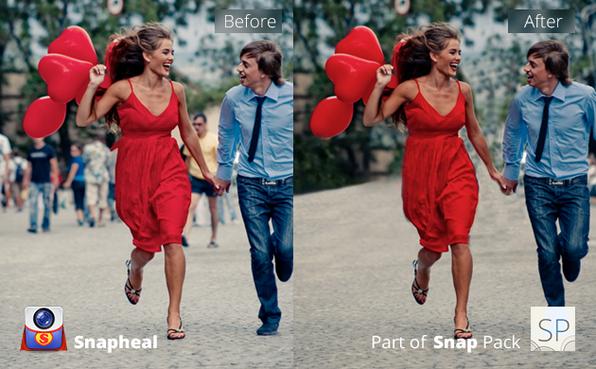 Snapheal - Product Image