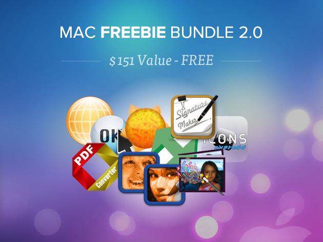 Mac freebies
