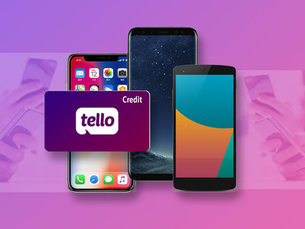 Tello: $30 Credit - Product Image
