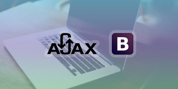 Complete AJAX Course: Learn AJAX Techniques Using Bootstrap - Product Image