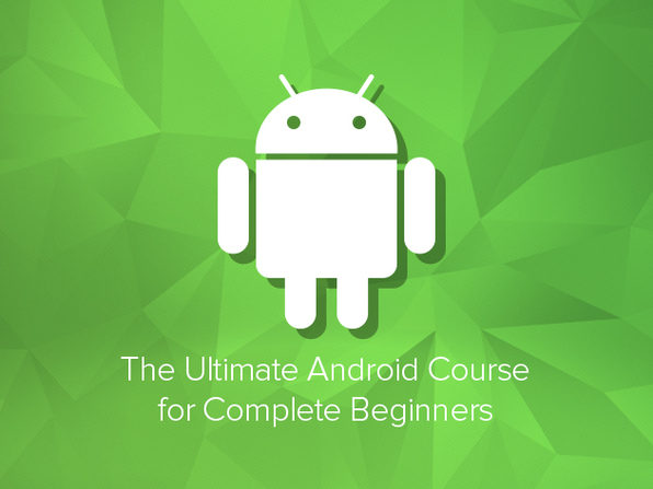 Android Developer Course for Complete Beginners - Product Image