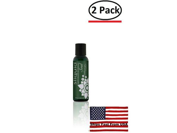 ( 2 Pack ) Sliquid Soul - 2.0 Fl. Oz. (59 ml)