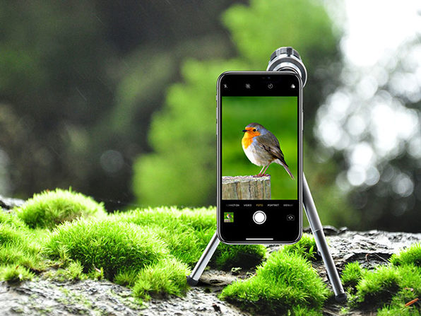 Sinji Smartphone Telephoto Kit - iPhone X