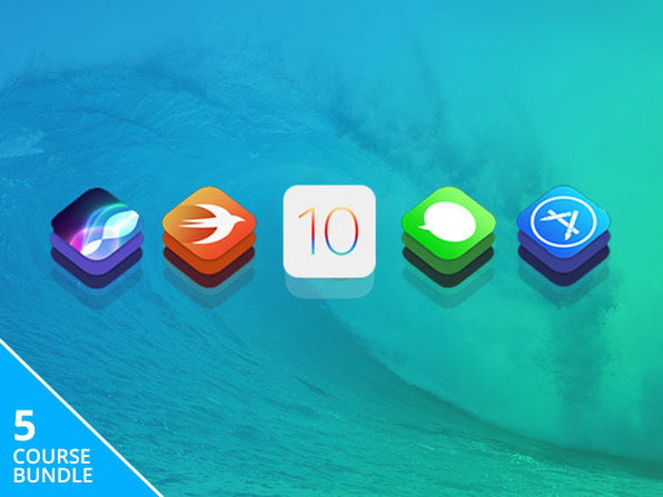 iOS 10 & Swift 3 Starter Bundle