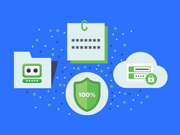RoboForm Everywhere Password Manager: 5-Yr Individual Plan