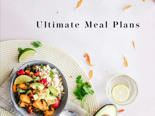 Stack Social Deal for Ultimate Meal Plans: Lifetime Subscription