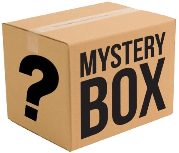 6X Funko Pop! Vinyl Collectible Mystery Starter Box - Product Image