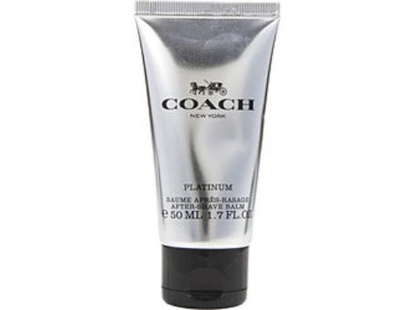 COACH PLATINUM by Coach AFTERSHAVE BALM 1.7 OZ For MEN - Product Image