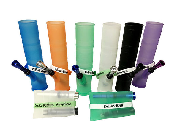 Roll-uh-Bowl® Portable Waterpipe