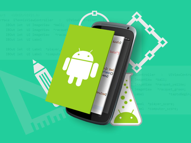 Android: From Beginner to Paid Professional | StackSocial
