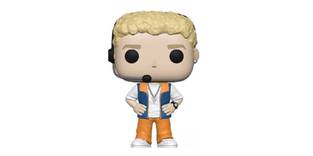 NSYNC Funko Pop – Justin Timberlake – Rocks, on sale for $17.23 (9% off)
