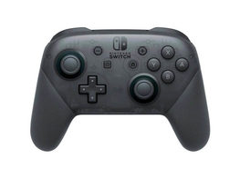 Nintendo NINPROCTRLBK Switch Pro Wireless Controller