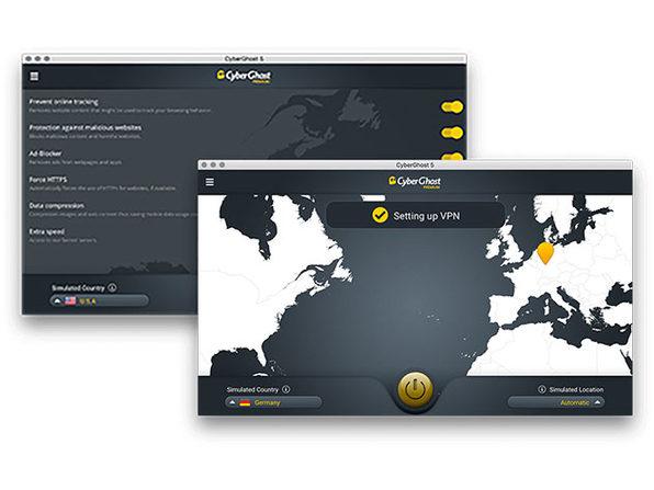 CyberGhost VPN: Lifetime Subscription | StackSocial