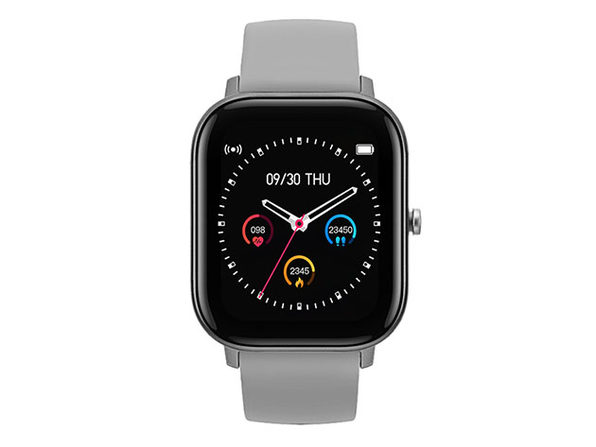 ChronoWatch Multi-Function Smart Watch (Grey)