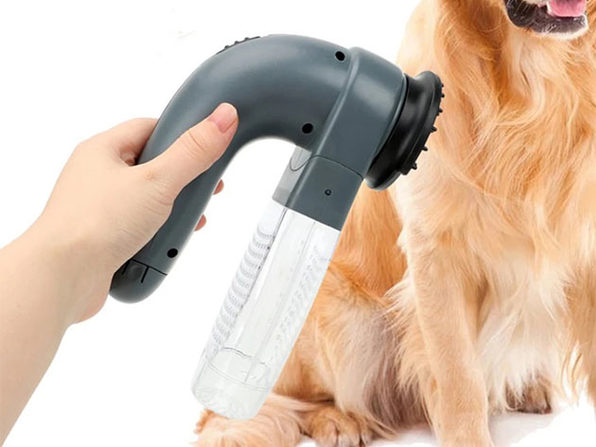 Shed Pal Pet Fur Grooming Vacuum