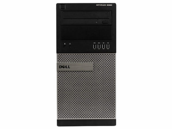 Dell Optiplex 9020 Tower PC, 3.2GHz Intel i5 Quad Core Gen 4, 4GB RAM, 240GB SSD, Windows 10 Professional 64 bit (Renewed)