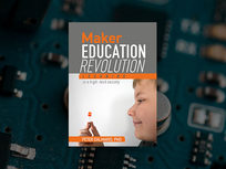 Maker Education Revolution (eBook) - Product Image