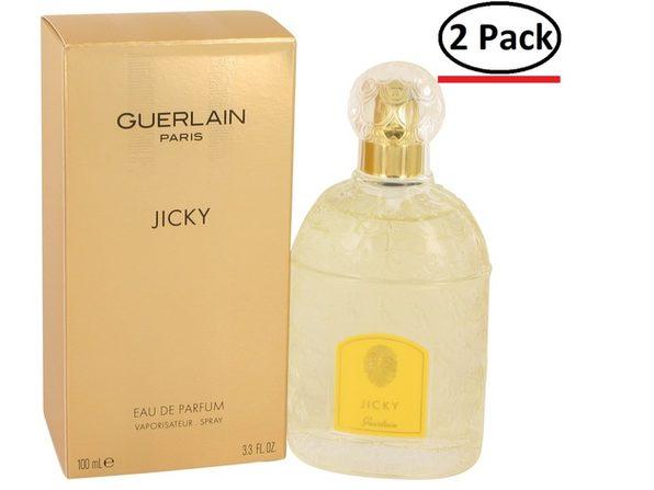 JICKY by Guerlain Eau De Parfum Spray 3.3 oz for Women (Package of 2) - Product Image