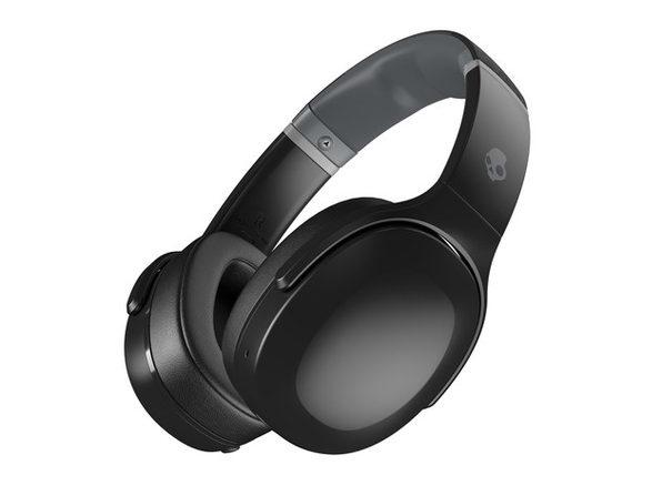 Skullcandy Crusher Evo Sensory Bass Wireless Headphones with Personal Sound - True Black
