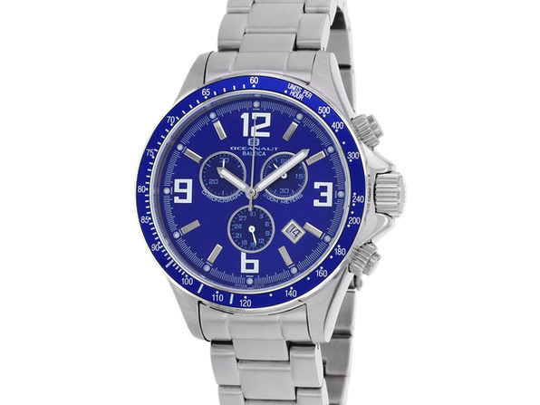 Oceanaut Men's Blue Dial Watch - OC3321