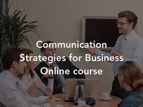 Communication Strategies for Business Success - Product Image