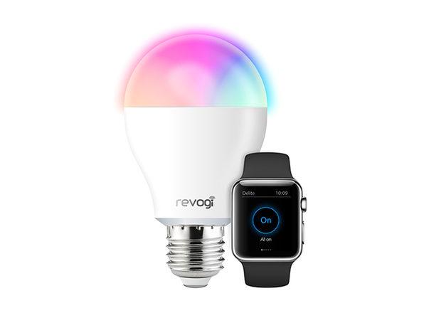 Revogi Smart Bluetooth Led Bulb Cracked Shop