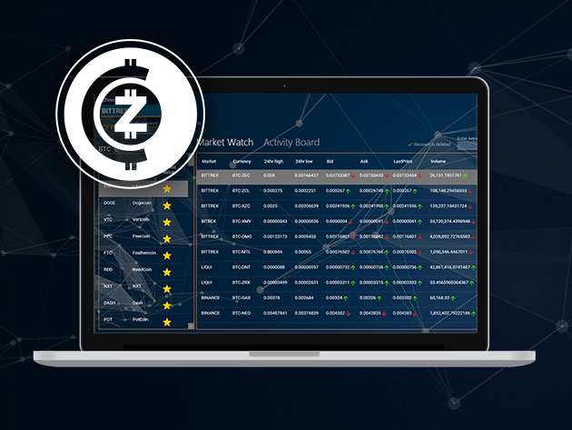 Stack Social Deal for CryptoZilla Pro: Lifetime Subscription